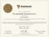 Javascript Brainbench Master certivicate