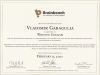 Written English Brainbench certificate