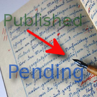 Change Published to Pending