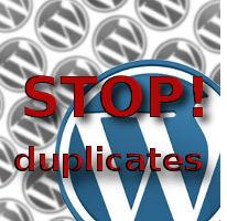 Stop double content rendering