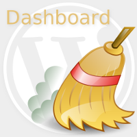 Cleanup WP dashboard
